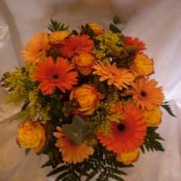 Bouquet de la floristeria hiedra en Logroño