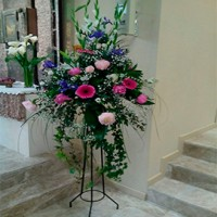 Centro de boda o comunion