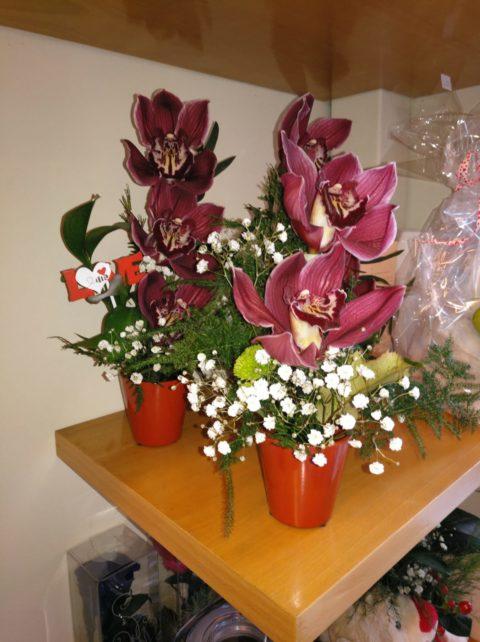 ramo de flores san valentin logroño