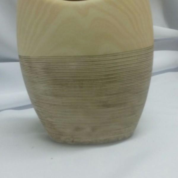Jarrón ceramica artesano