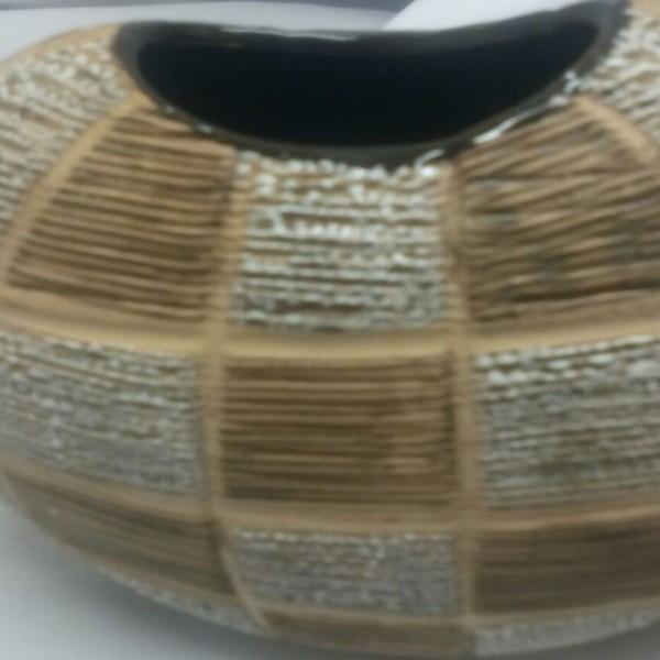 Jarrón ceramica forma